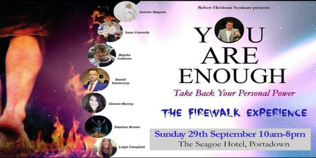 I AM ENOUGH: Take Back Your Personal Power tickets