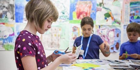 Week 4 (Grades 1–2): Art Tales tickets