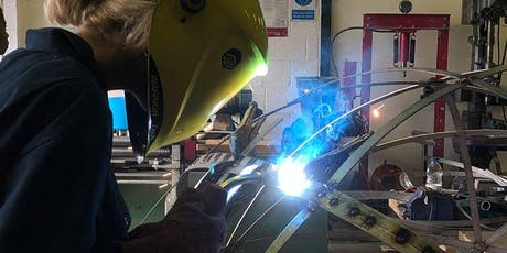 Introductory Welding for Artists (Mon 23 Sept - Evening) tickets