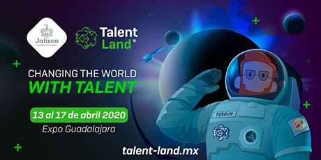 Jalisco Talent Land 2020 boletos