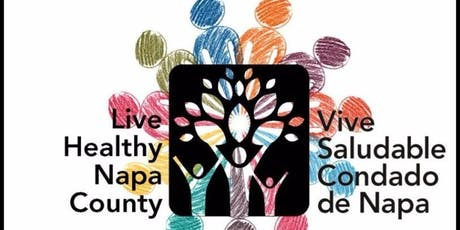 Live Healthy Napa County Quarterly Meeting - August 2019 tickets