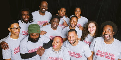 Philadelphia Comedy College Fall 2019 Semester