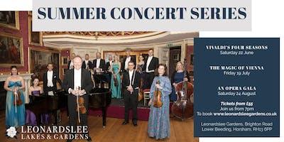 Leonardslee Summer Concert Series