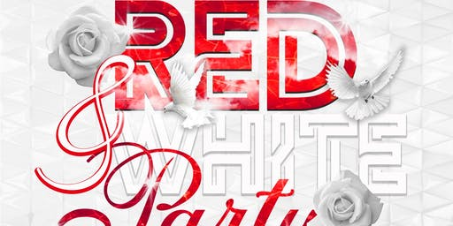 1st Annual Red & White Party 7/27