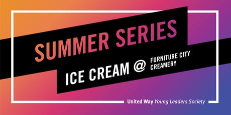 YLS Ice Cream @ Furniture City Creamery tickets
