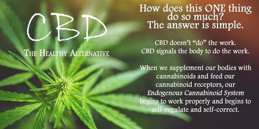 CBD Education Night!