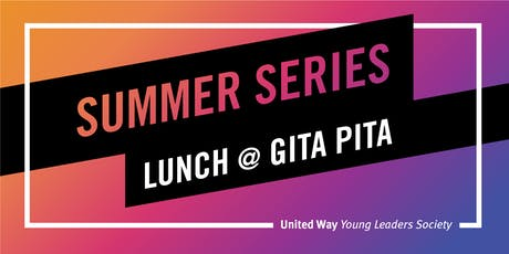 YLS Lunch @ Gita Pita tickets