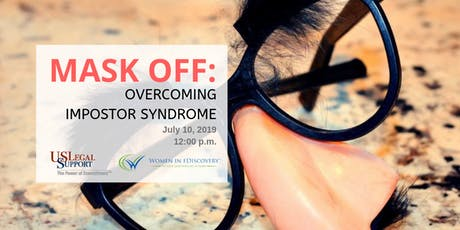 Mask Off: Overcoming Impostor Syndrome tickets