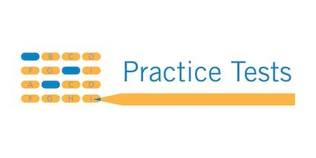 Galin Education SAT Practice Test - New Address tickets