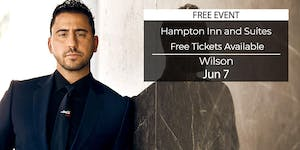 (FREE) Real Estate Millionaire event in Wilson by Josh...