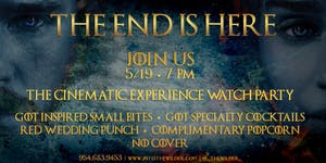 Season Finale Game of Thrones Cinematic Experience +...