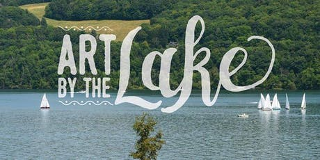 12th Annual Art By The Lake  tickets