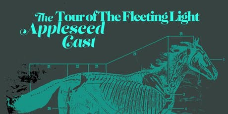 THE APPLESEED CAST with Young Jesus and New Measurement Group tickets