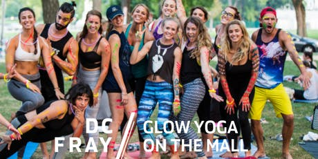 Glow Yoga on the Mall tickets