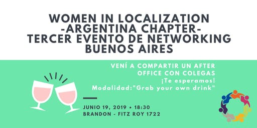 WLAR - Networking Event - Buenos Aires