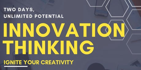 Innovation Thinking Bootcamp tickets