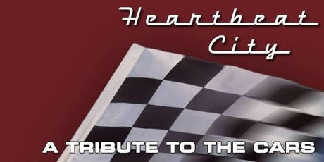 Heartbeat City - A Tribute to The Cars tickets