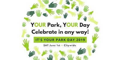 It's Your Park Day 2019 - South Shore Cultural Center