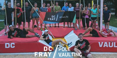 Pole Vaulting tickets