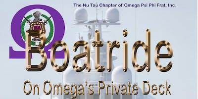 Omega Cruise on the Captain J P Cruise Line