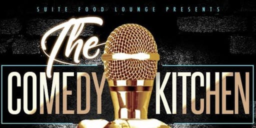 The Comedy Kitchen @ Suite Lounge