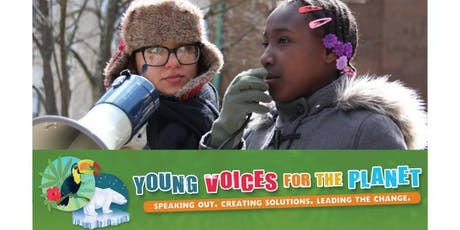 Young Voices for the Planet Film Screening & Panel Discussion tickets
