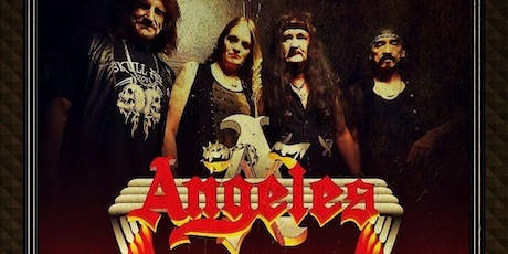 Angel plays the Whisky with Angeles, Stonebreed, The Hard Way, Prima Donna Rising & Shock Frenzy tickets
