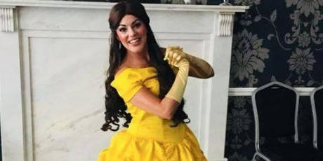 Princess for a Day Brunch with Belle at Mharsanta tickets