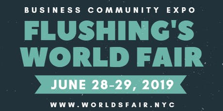 Flushing's World Fair tickets