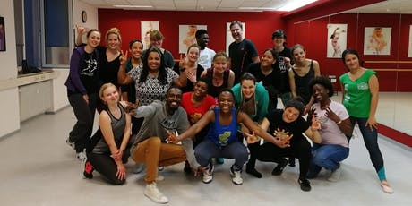 La Kossa® Afrobeat Tanzworkshop Tickets