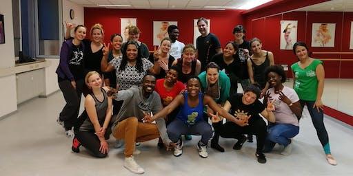 La Kossa® Afrobeat Tanzworkshop