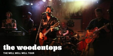 The Woodentops tickets