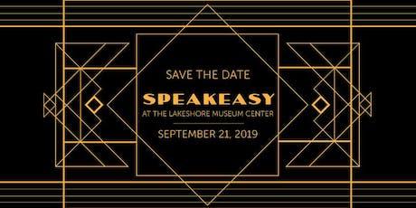 Speakeasy Fundraiser tickets