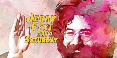 Jerry Fest 2019 Saturday with Josh Pearson Goes Phish plus S.A. Woman