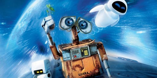 "2019 Summer Film Series: ""WALL-E"""