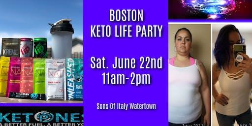 Boston Keto Life Party