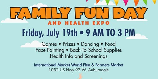 Central Florida Family Fun Day and Health Expo