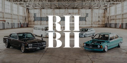 RollHard x Bicester Heritage.
