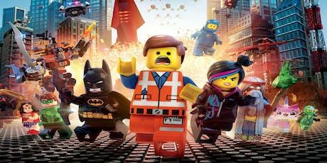 "2019 Summer Film Series: ""The LEGO Movie"" tickets"