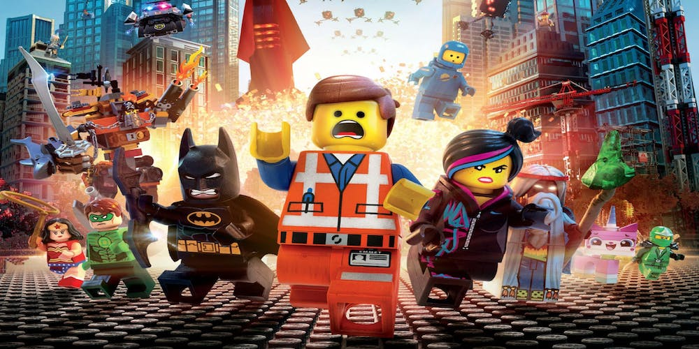 2019 Summer Film Series The Lego Movie Tickets Fri Sep 27 2019