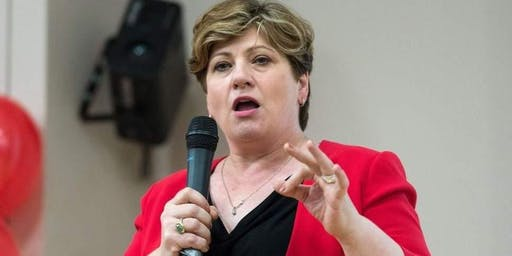 Dinner with Emily Thornberry