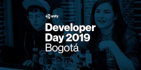 Unity Developer Day Bogotá entradas