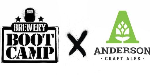 Brewery Bootcamp - Anderson Craft Ales Edition