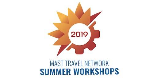 MAST Summer Workshops - Appleton, WI - Thursday, August 15, 2019