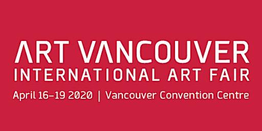 Art Vancouver 2020
