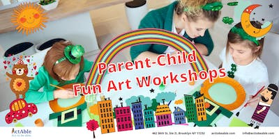 Parent-Child+Fun+Art+Workshops+%28For+Children+