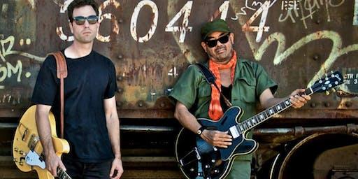 Sugar Brown Trio LIVE at The Stage in Tsawwassen