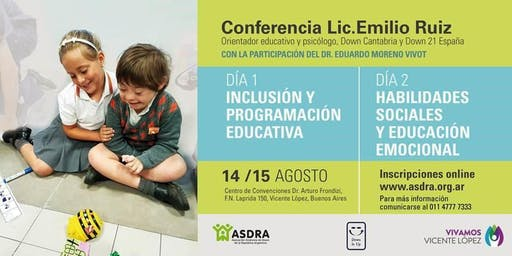 Conferencia Lic. Emilio RUIZ