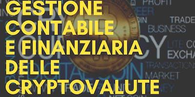 Gestione contabile e finanziaria delle cryptovalute