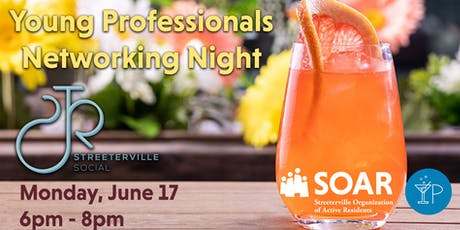 June Young Professionals Networking Night tickets